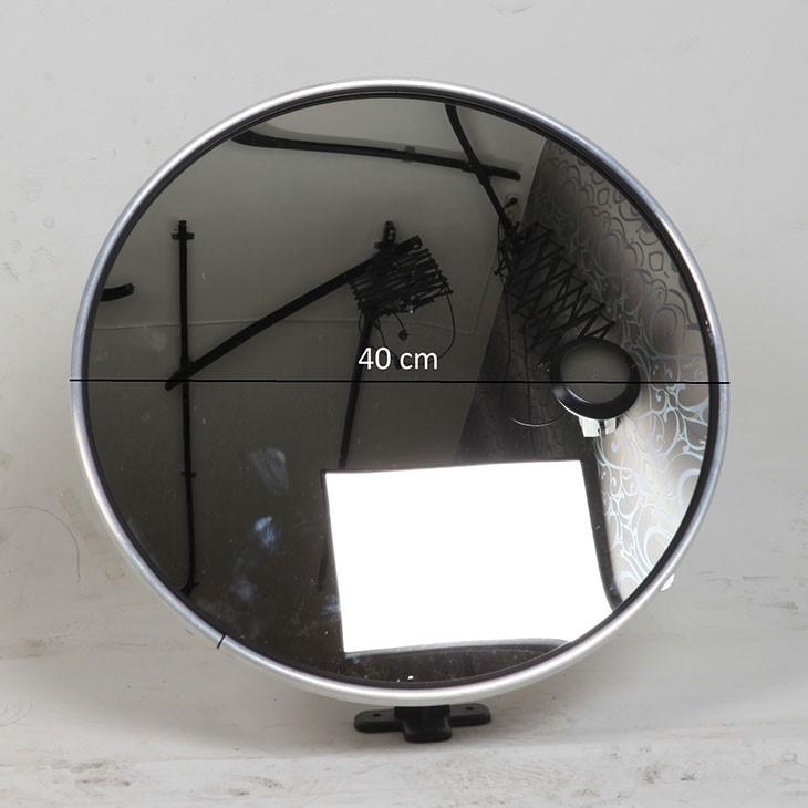 40 cm Çapında Güvenlik Aynası